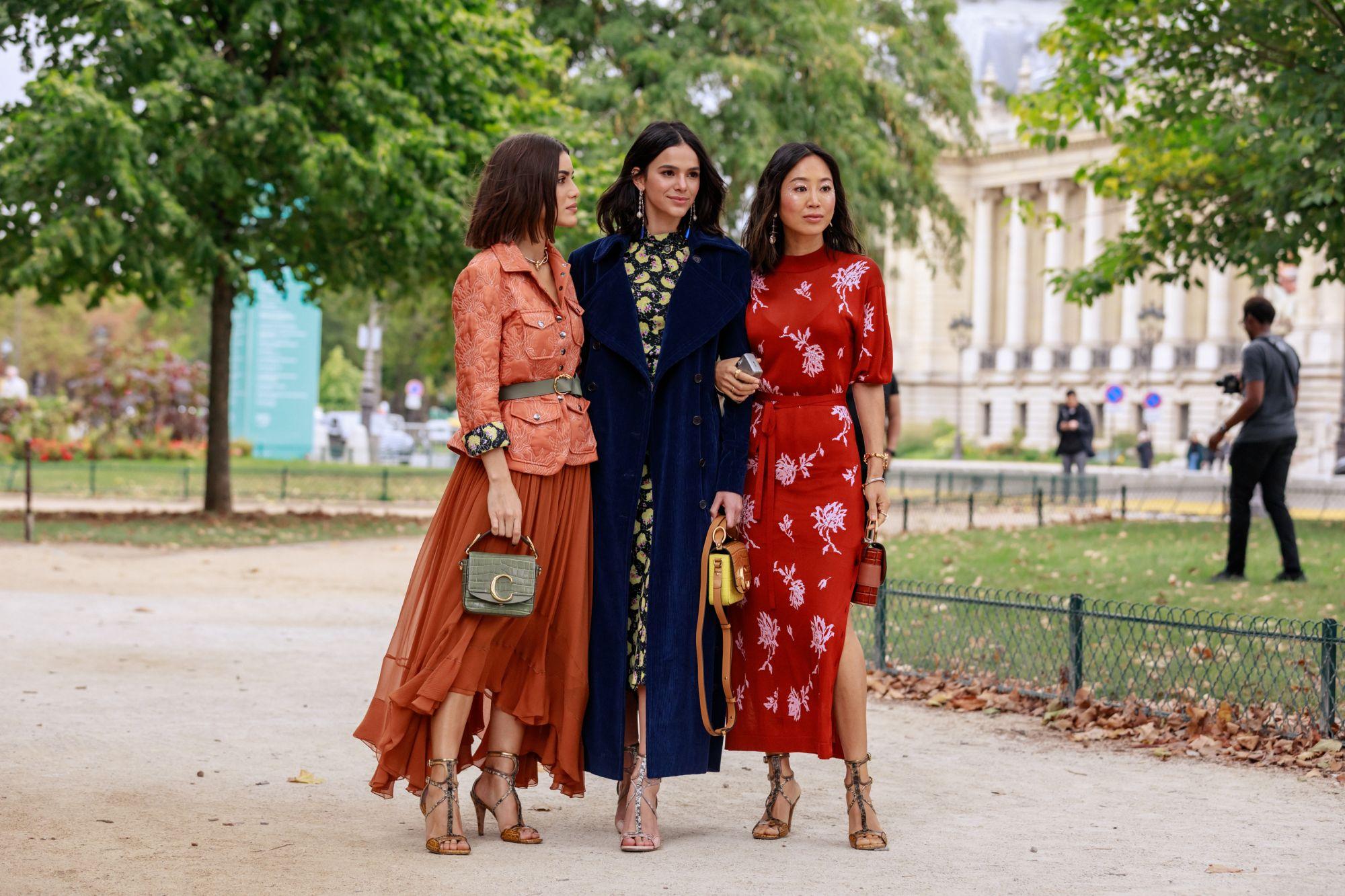 Hình ảnh tại tuần lễ thời trang Paris Xuân - Hè 2020