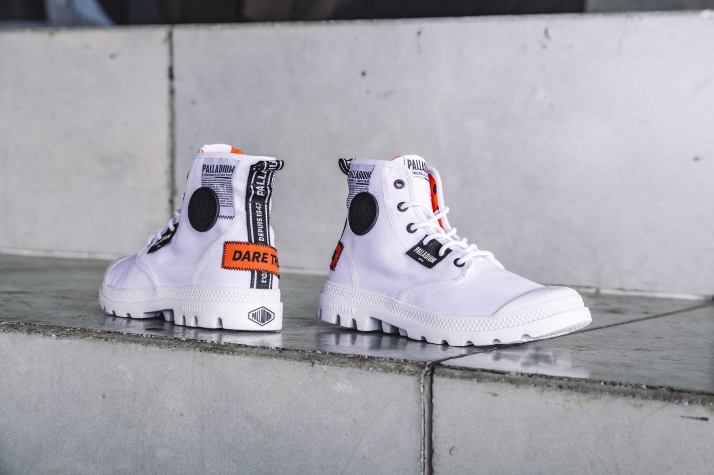 BST giày Overlab của Palladium