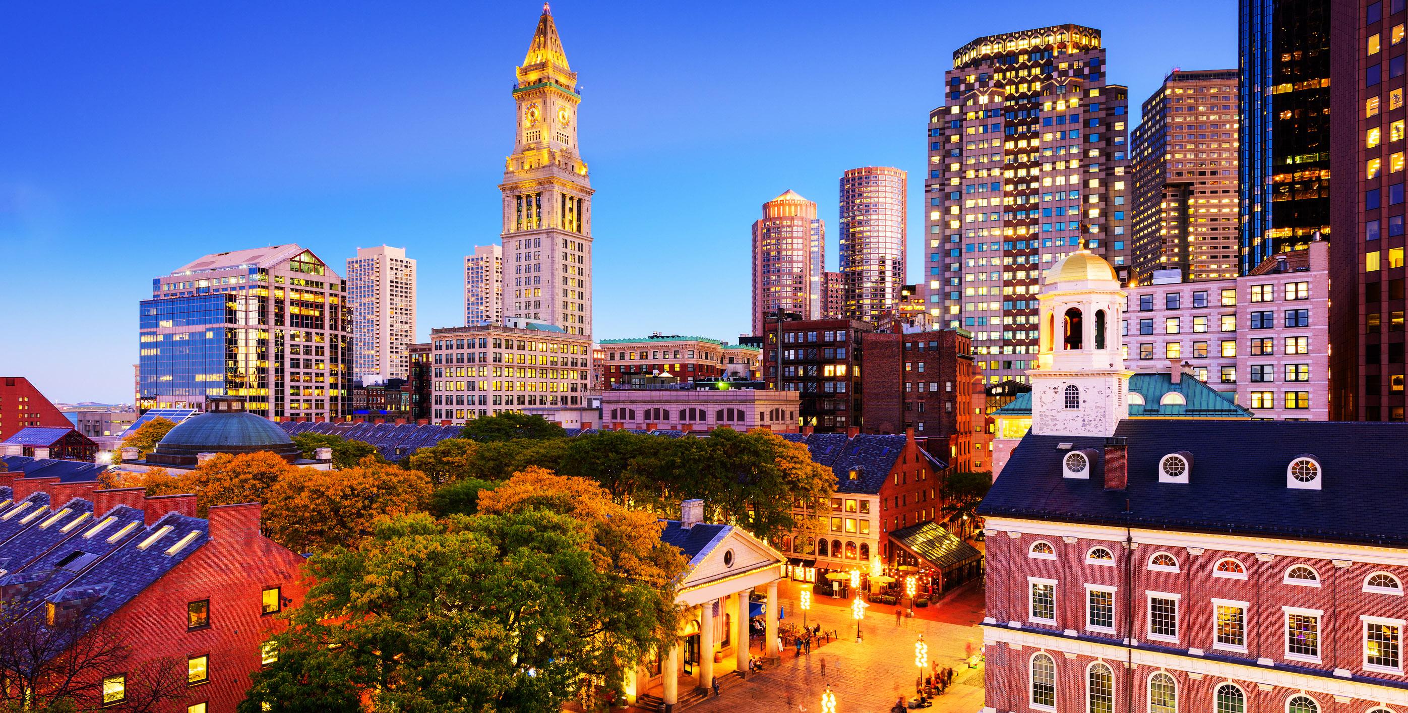 thành phố Boston, Massachusetts