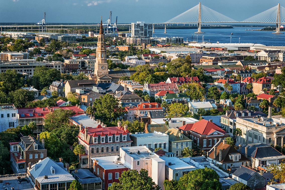thành phố Charleston, Nam Carolina