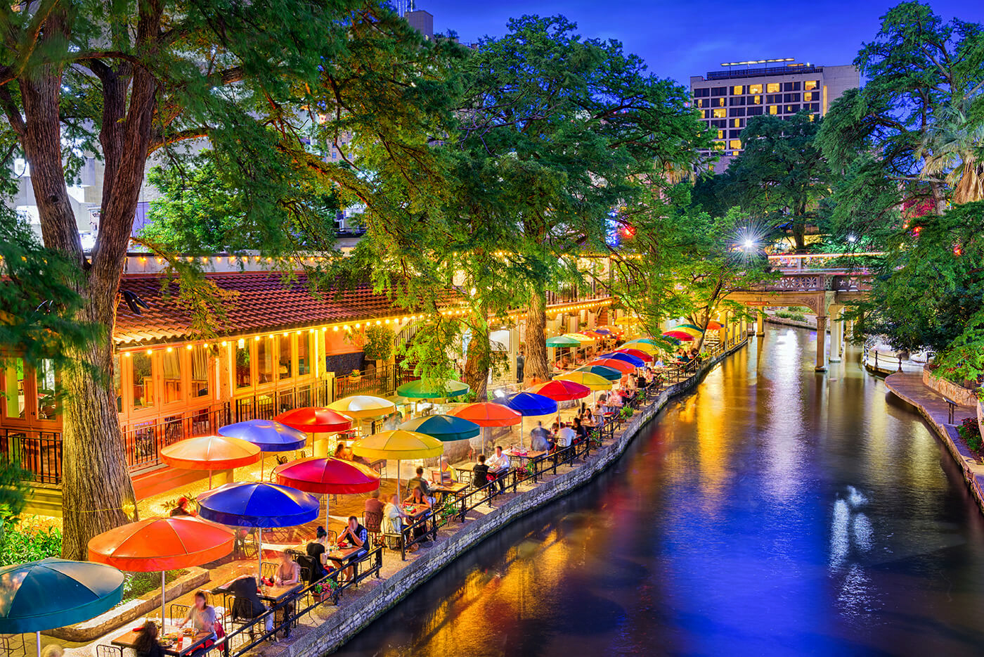 thành phố San Antonio, Texas