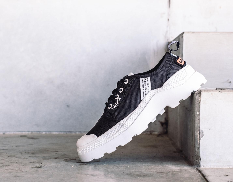 Bộ sưu tập giày Palladium Overlab