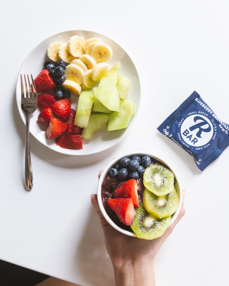 Các loại thực phẩm bổ sung dinh dưỡng sau khi luyện tập.