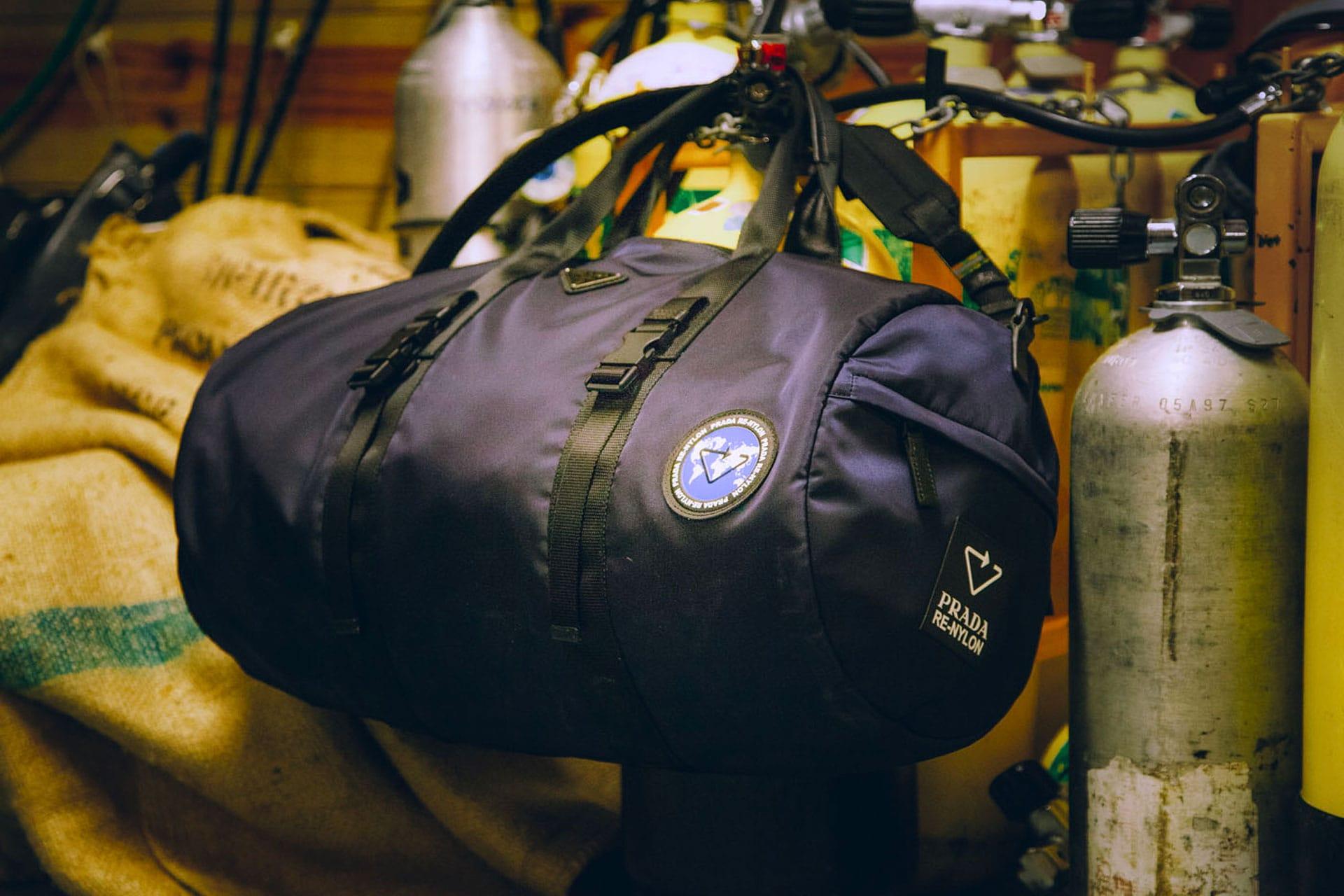 túi prada trong dự án renylon