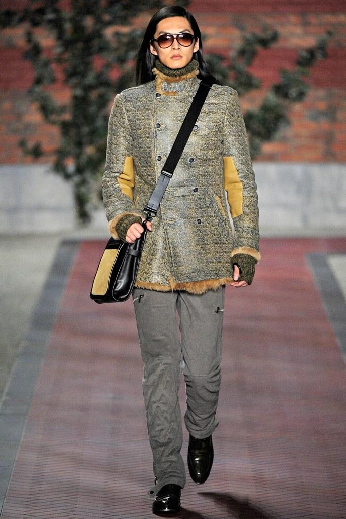 người mẫu thời trang david chiang tommy hilfiger