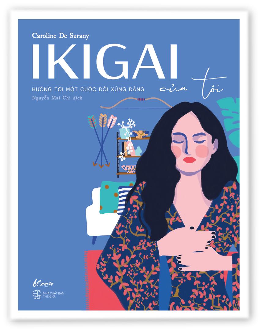 sách hay ikigai của tôi