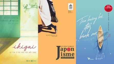 9 quyển sách hay nên đọc về phong cách sống của người Nhật