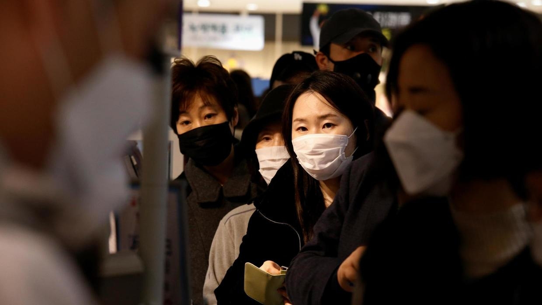 covid-19 Hàn Quốc