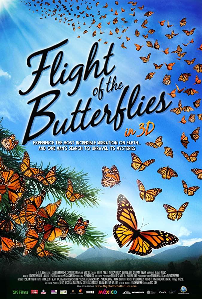 phim tài liệu Flight of Butterflies