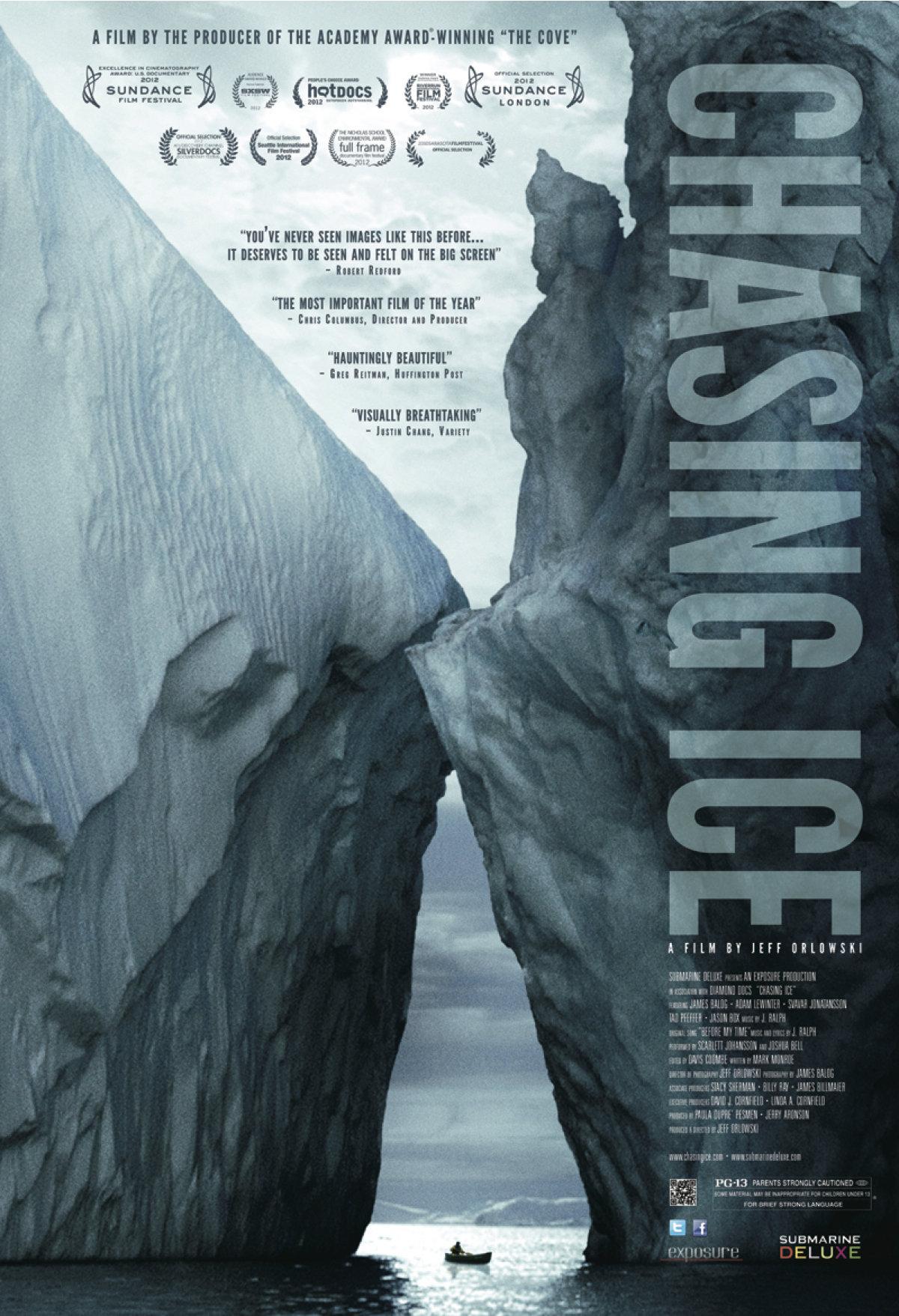 phim tài liệu thiên nhiên Chasing Ice