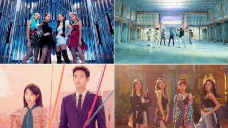 10 bản nhạc Hàn Quốc xoa dịu tinh thần sau chia tay