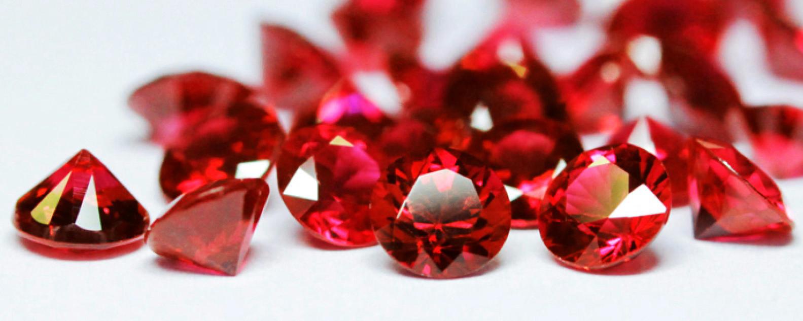 trắc nghiệm tính cách đá quý hồng ngọc