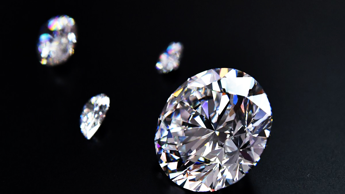 trắc nghiệm tính cách đá quý kim cương