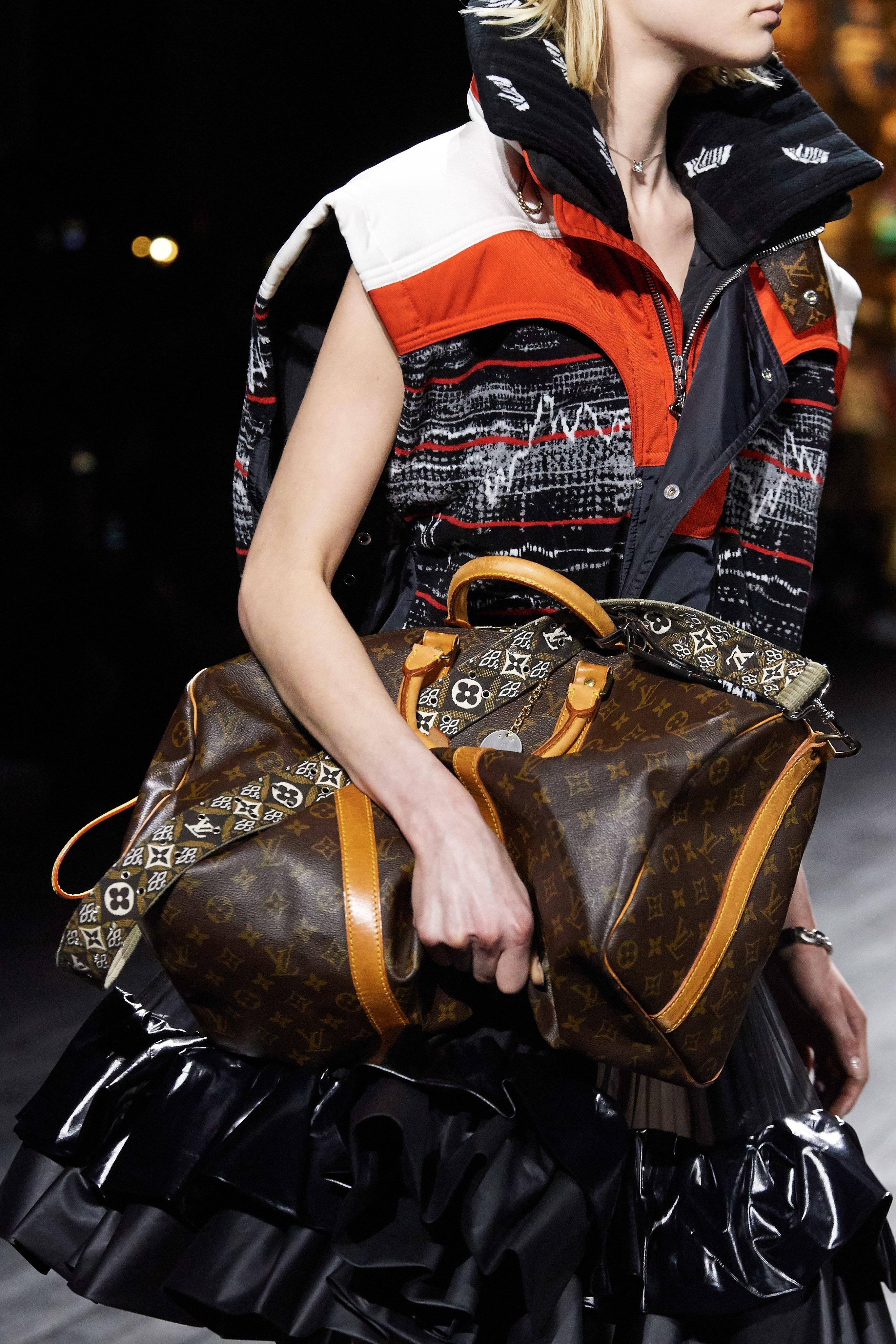 Thiết kế túi từ BST Louis Vuitton Thu - Đông 2020