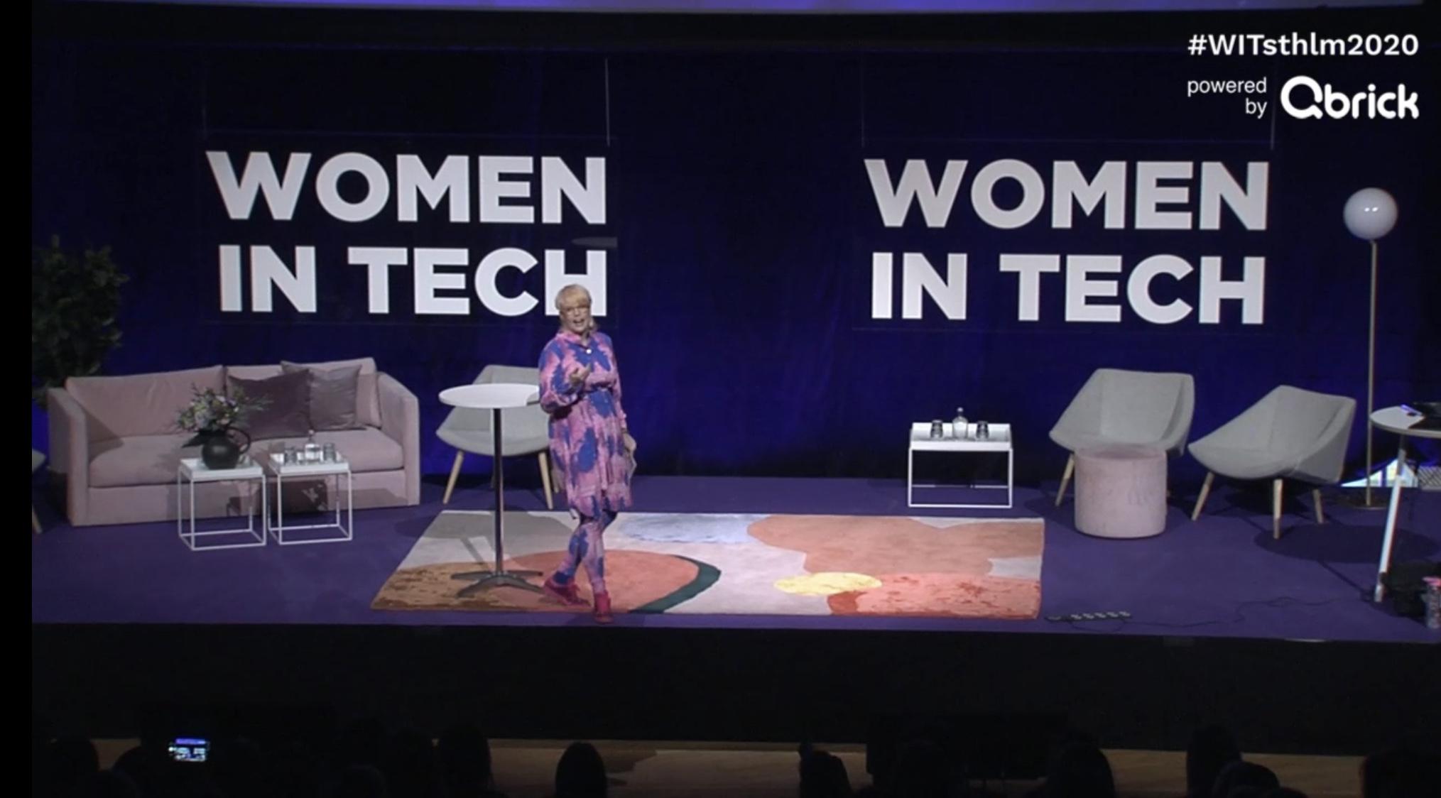 Women In Tech phụ nữ 2