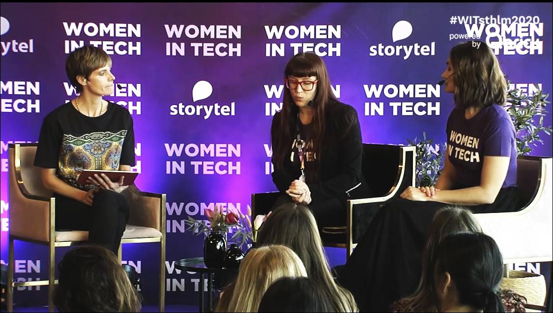 Women In Tech phụ nữ 3