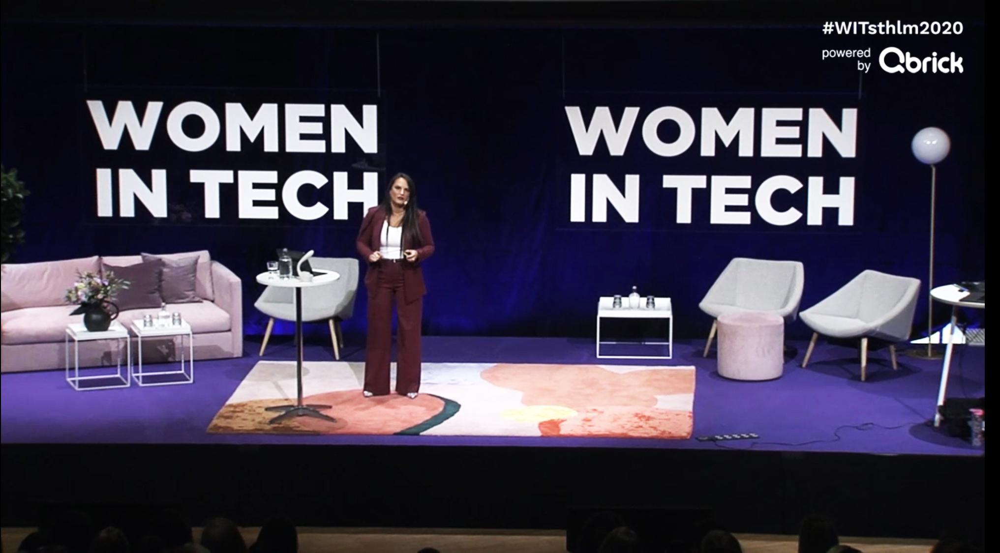 Women In Tech phụ nữ 5
