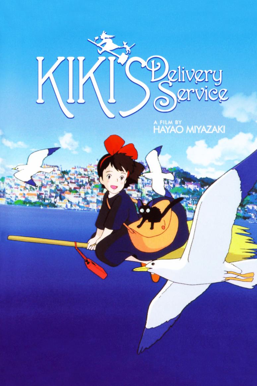 phim hoạt hình Dịch Vụ Giao Hàng Kiki Studio Ghibli