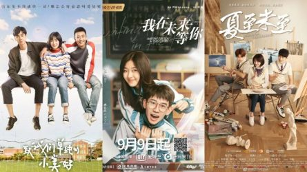 Trở về thời thanh xuân tươi đẹp với 10 bộ phim học đường Trung Quốc