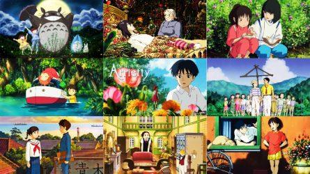 Trở về tuổi thơ với 22 bộ phim hoạt hình nổi tiếng của Studio Ghibli