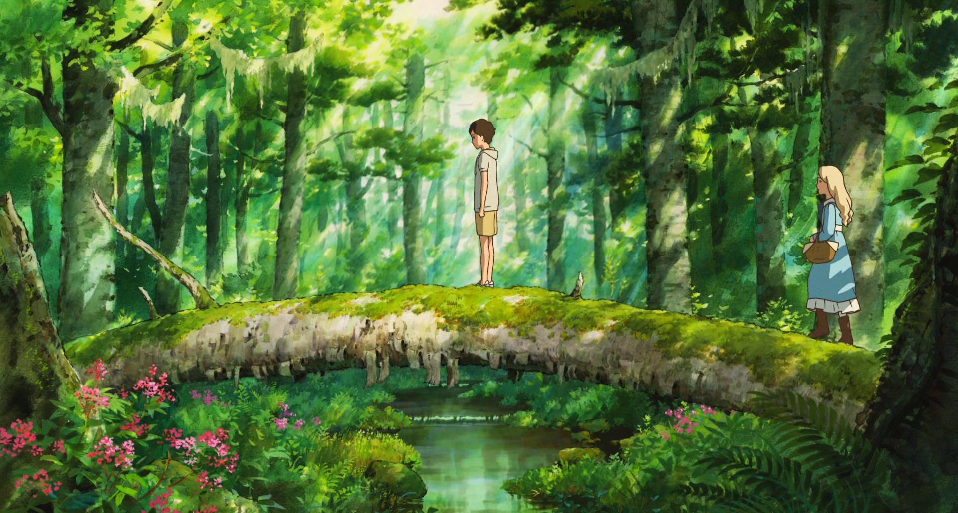 Ký Ức Marnie Studio Ghibli