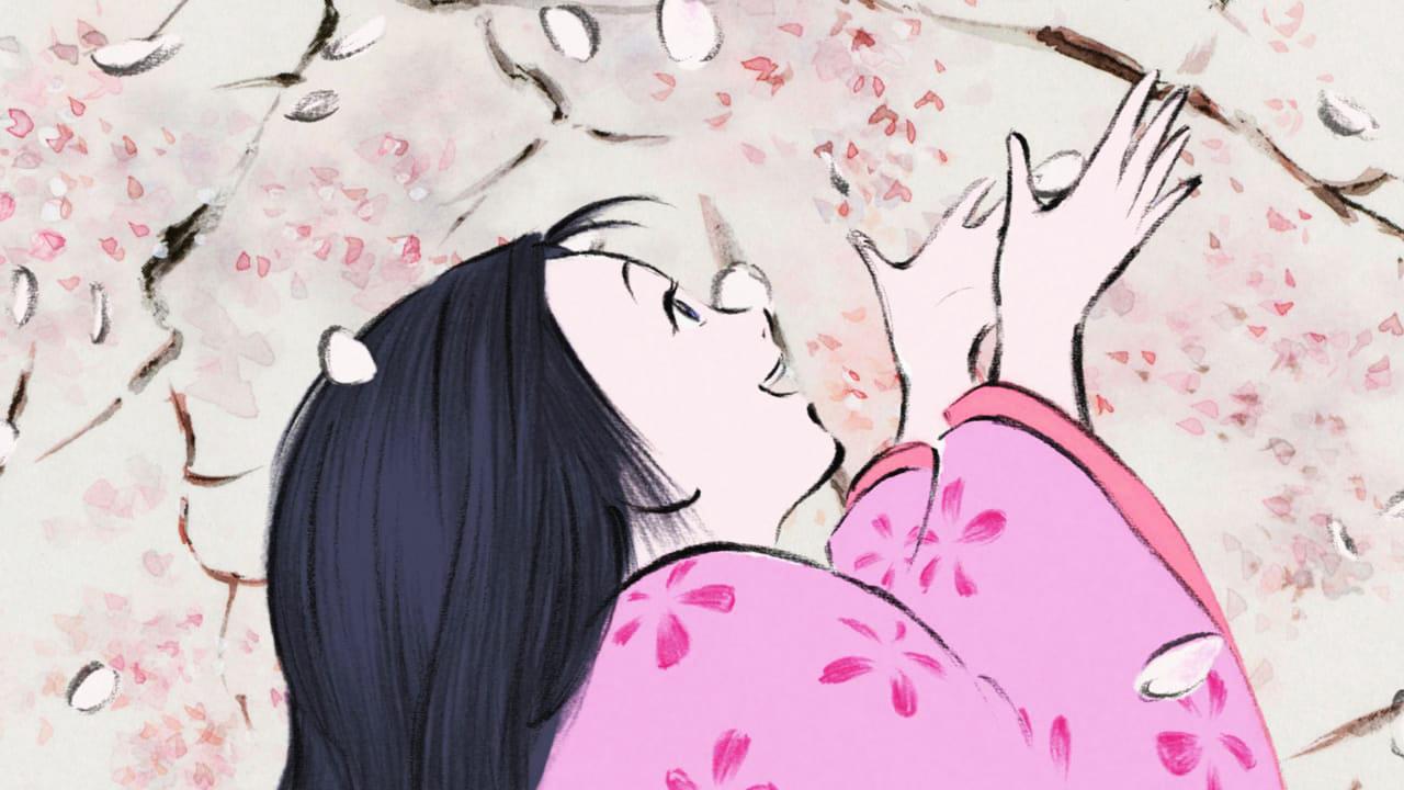 Nàng Tiên Ống Tre Studio Ghibli