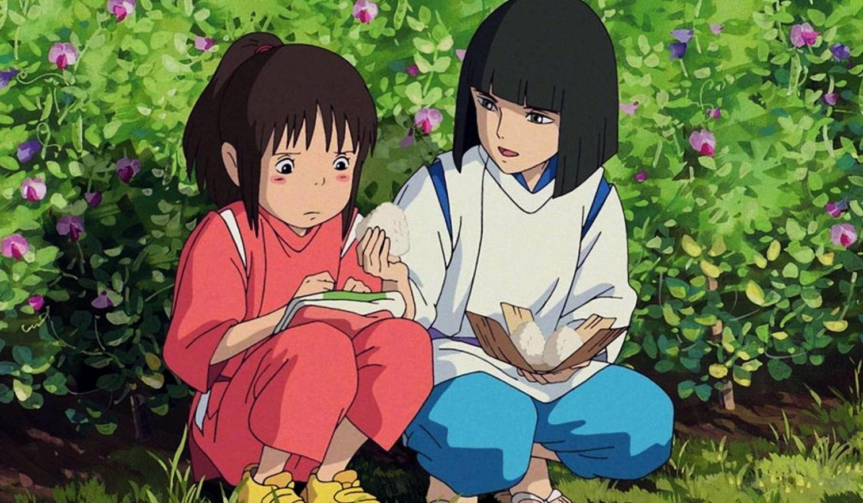 Vùng Đất Linh Hồn Studio Ghibli
