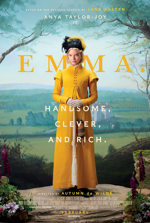 Emma tác phẩm về đề tài nữ quyền