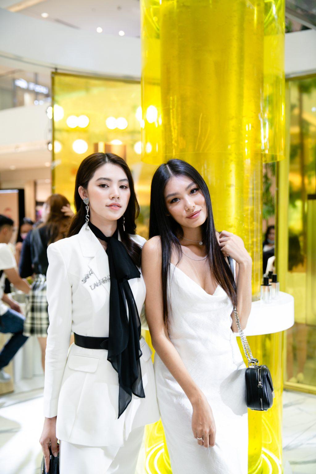 YSL Beauté-Thảo Nhi Lê và Jolie Nguyễn.