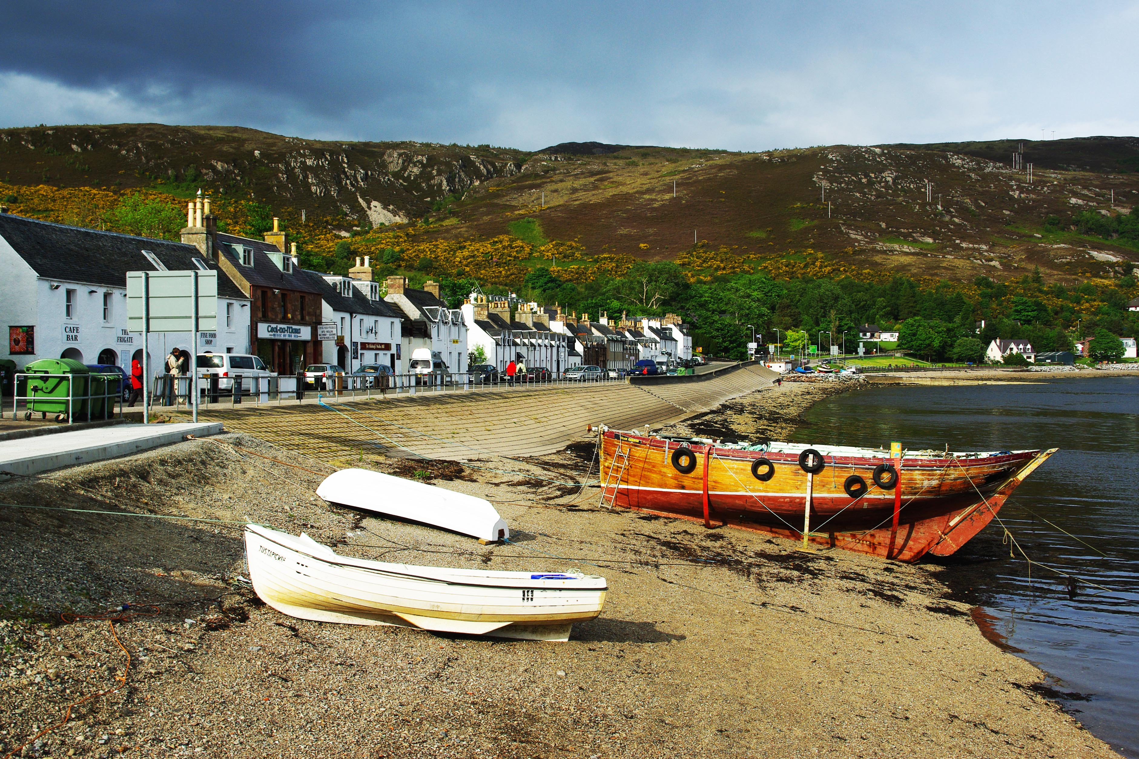 Ullapool, Ross And Cromarty nước Anh