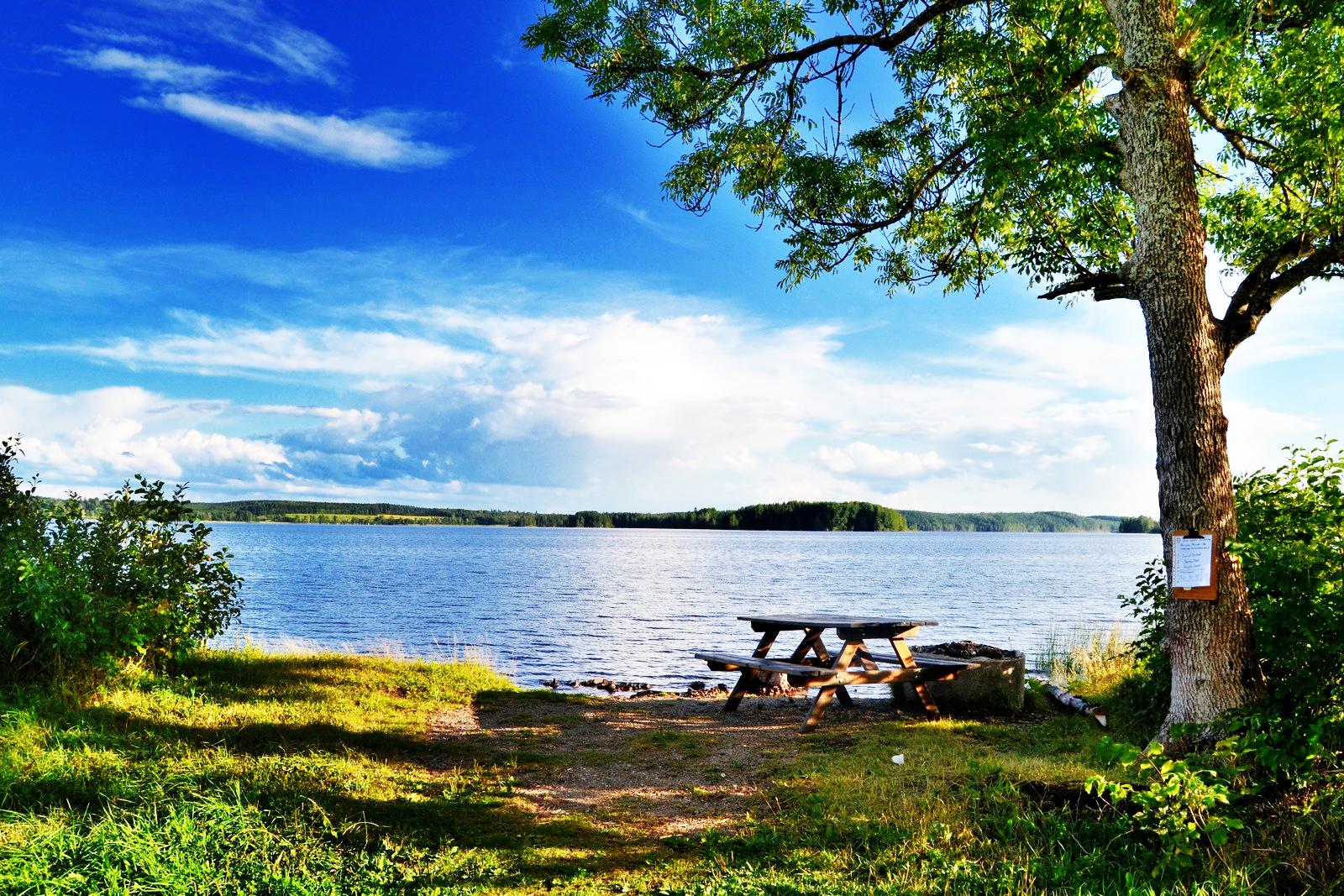 du lịch nghỉ dưỡng Skinnskatteberg, Thụy Điển
