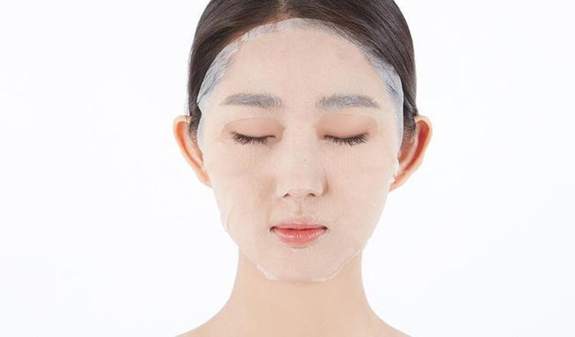 sử dụng mặt nạ giấy clinic innisfree