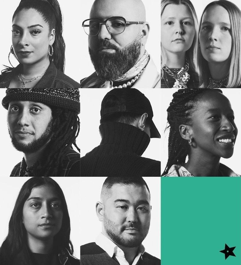 8 nhà thiết kế thí sinh chung kết giải lvmh 2020