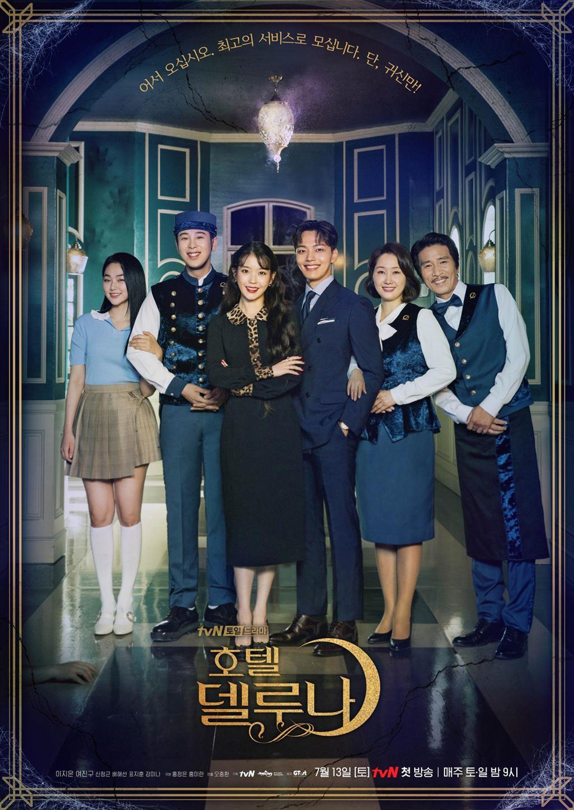 phim Hàn Quốc Khách Sạn Ánh Trăng (Hotel Del Luna)