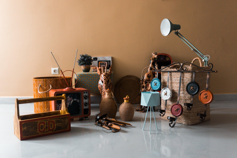 đồ dụng cụ trong nhà