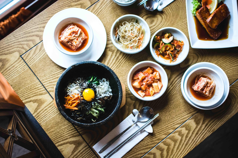 bữa ăn của người Hàn Quốc