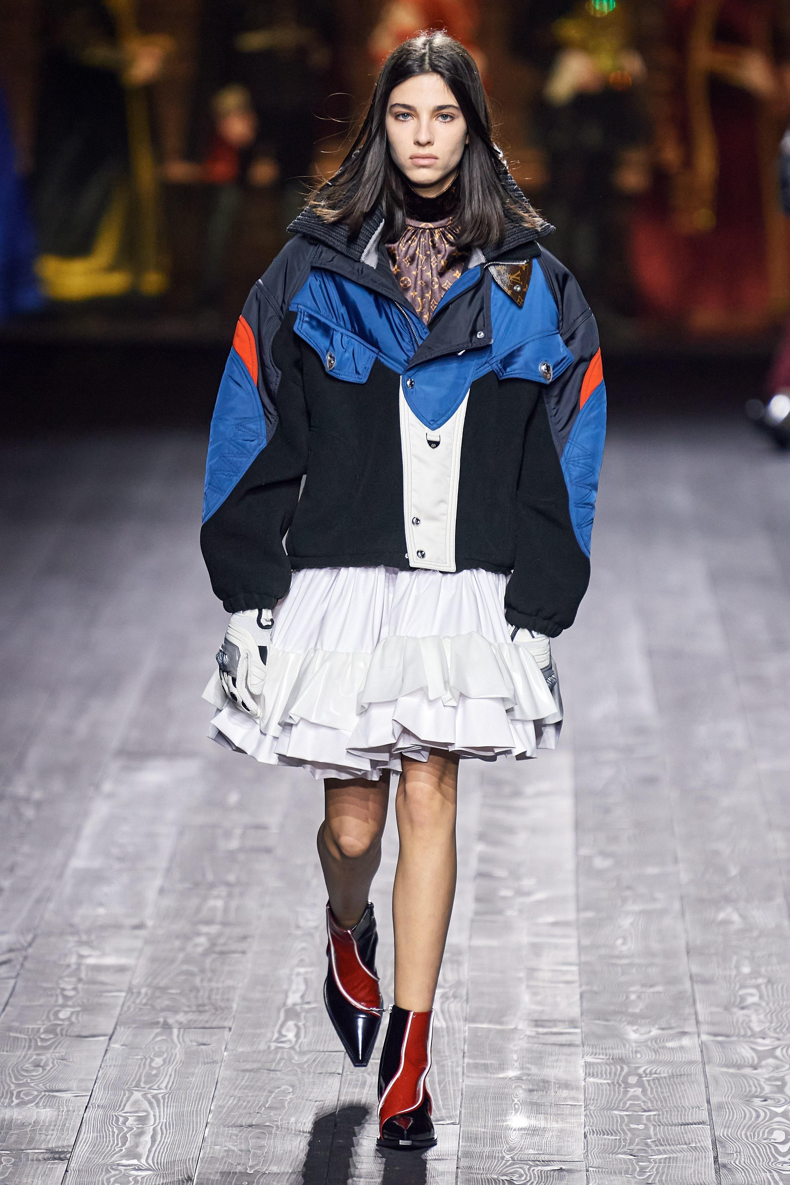 Gợi ý cách phối đồ đẹp với phong cách đối lập từ BST Louis Vuitton Thu - Đông 2020