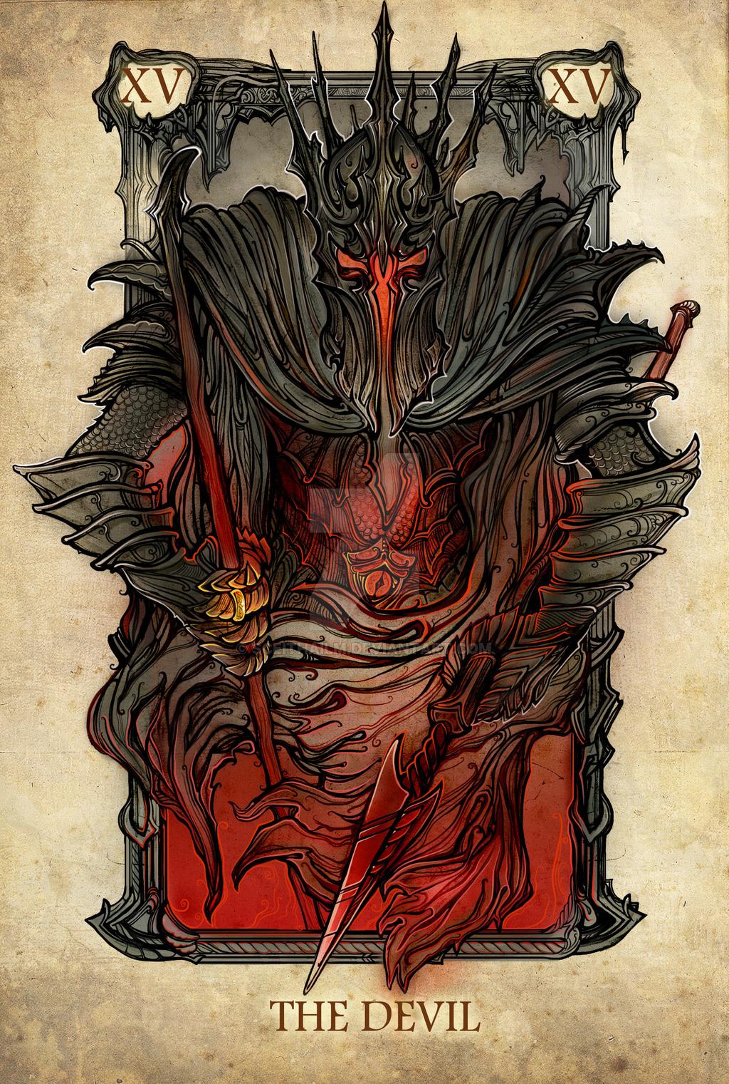 bài tarot cung hoàng đạo ma kết