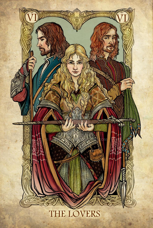 bài tarot cung hoàng đạo song tử