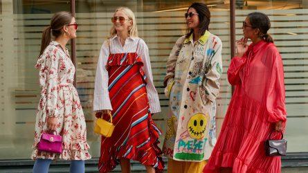 5 cách phối màu quần áo tươi tắn trong mùa Hè