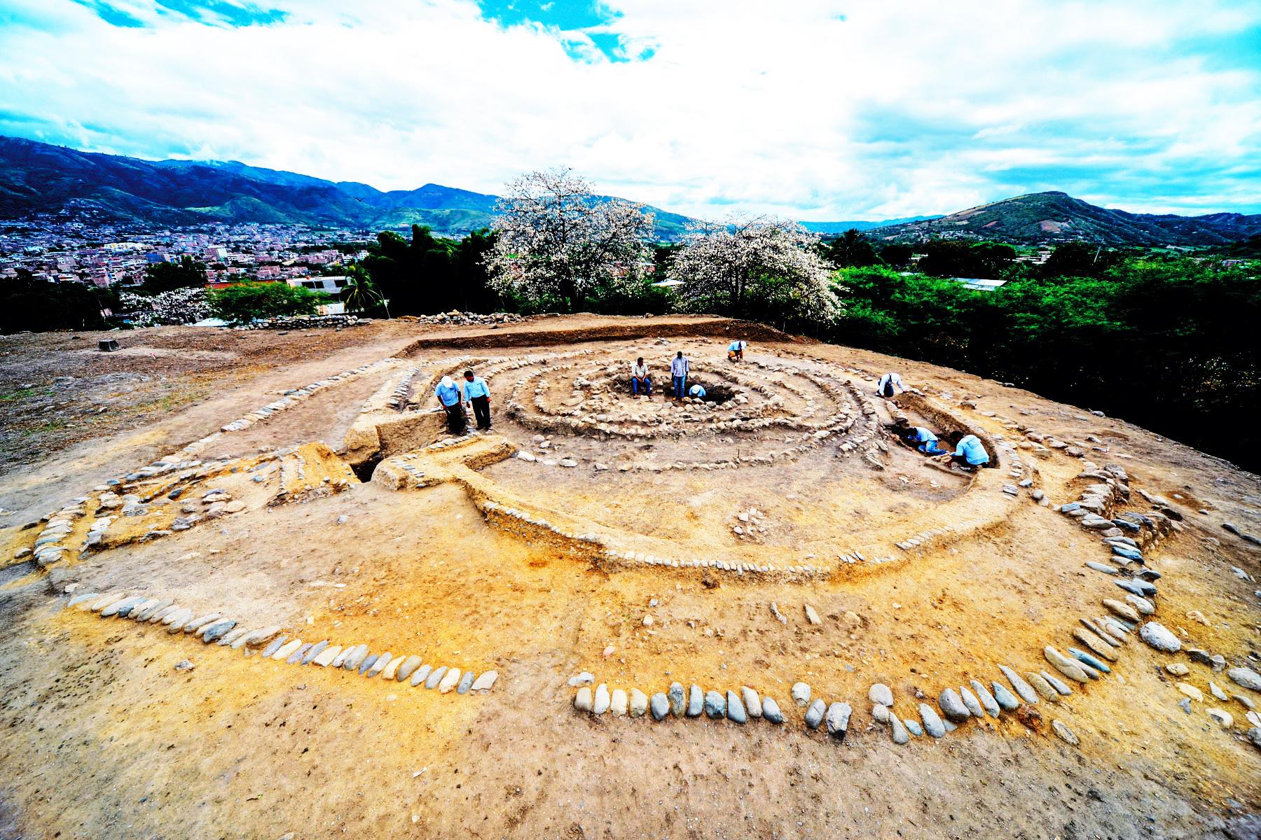 kỳ quan Mayo Chinchipe Marañón Archaeological Landscape, Ecuador