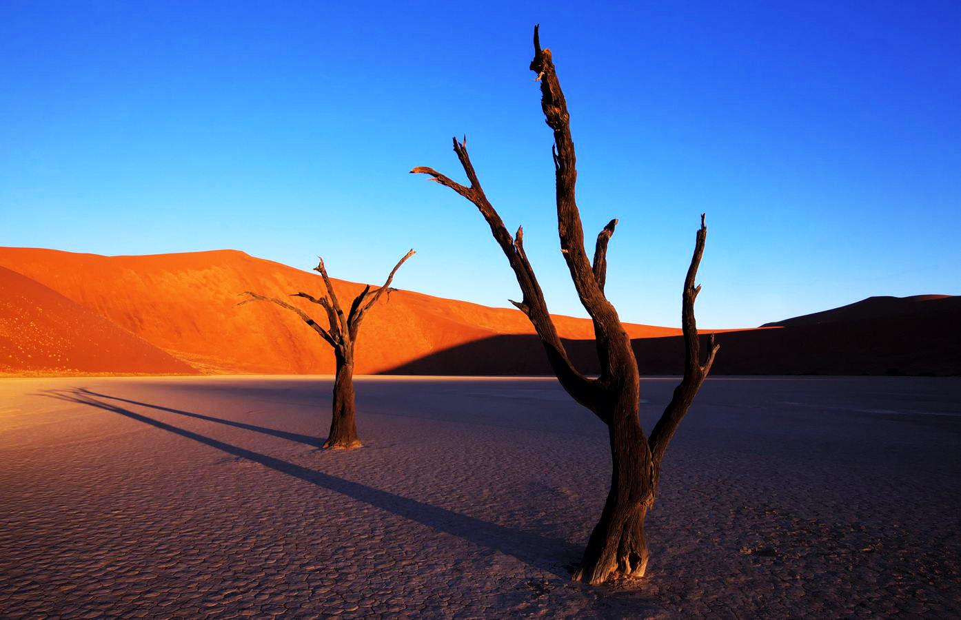 du lịch Panosos, Namibia
