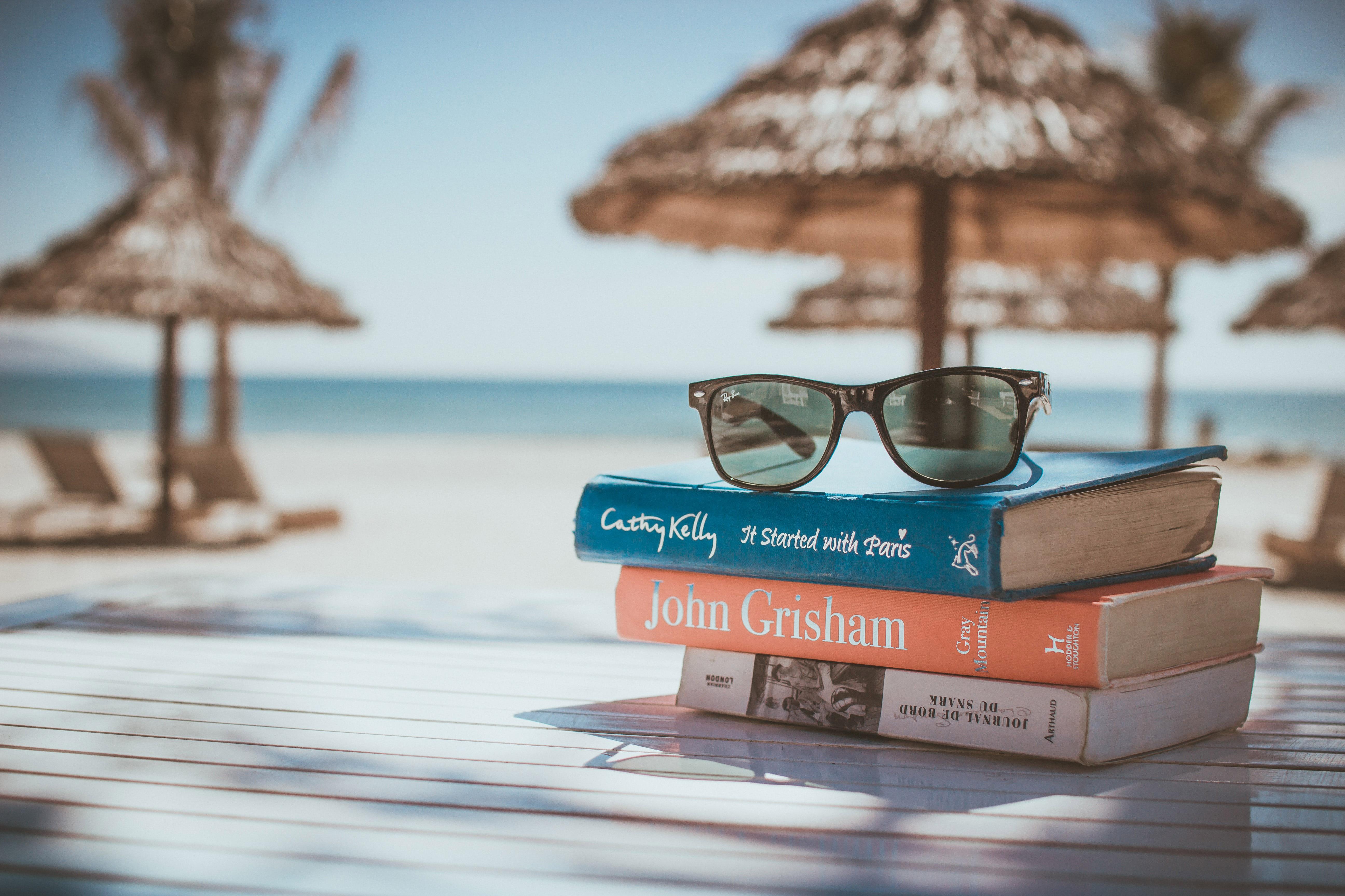 những quyển sách du lịch