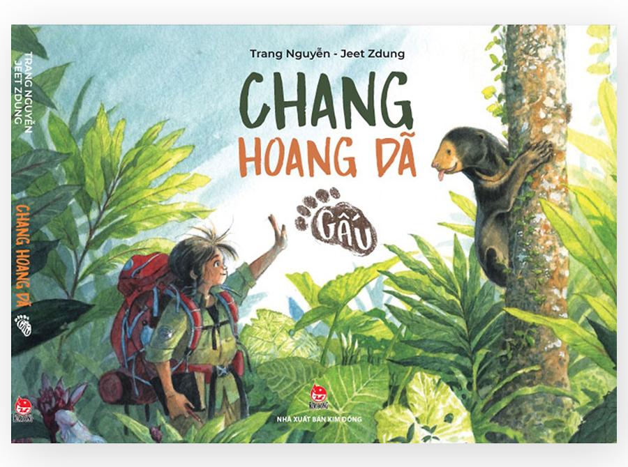 sách hay Chang hoang dã
