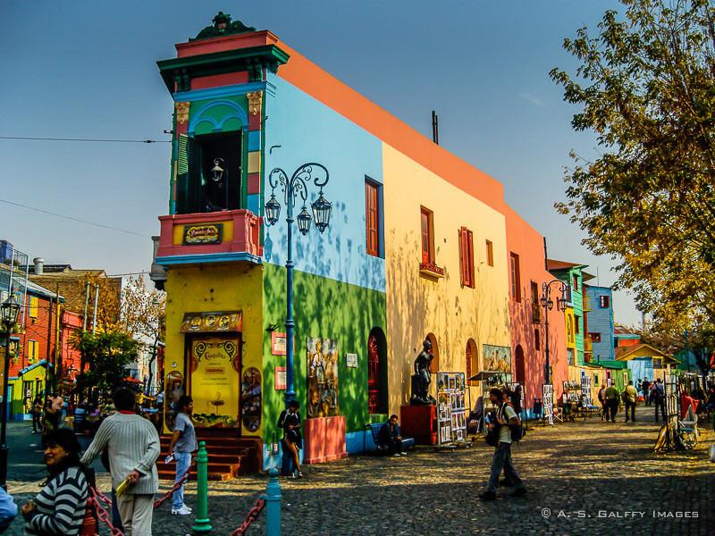 khu phố xinh đẹp laboca