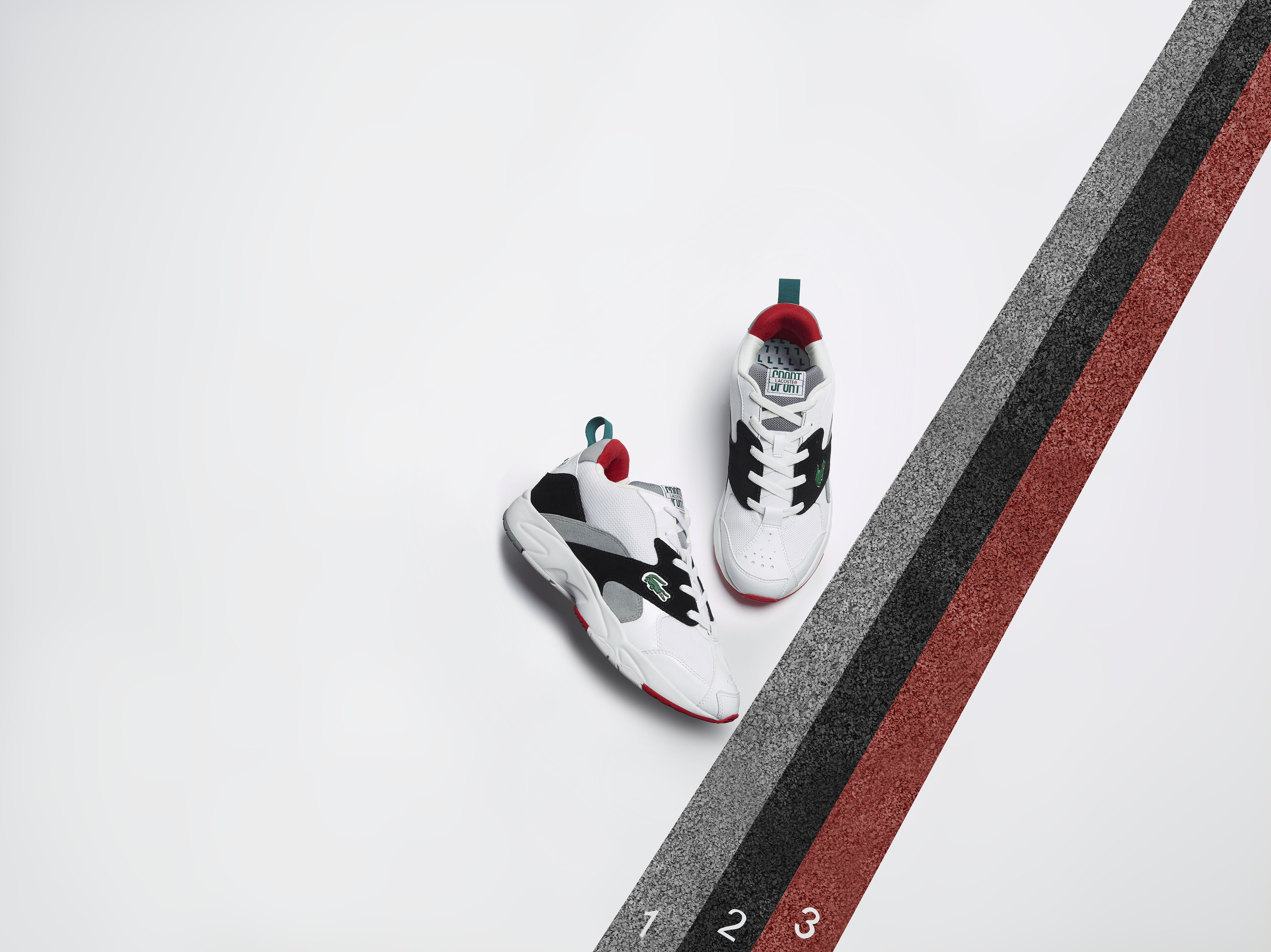 giày thể thao lacoste storm 96