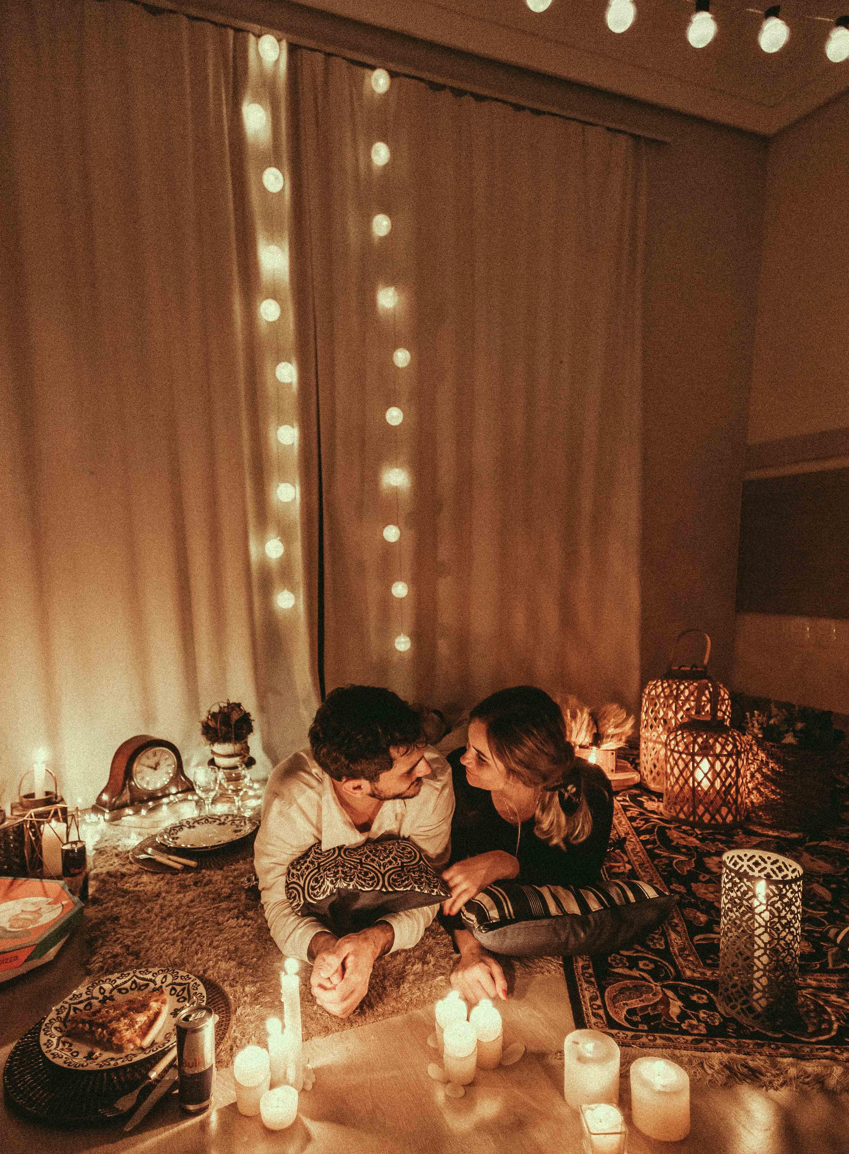 buổi tối lãng mạn