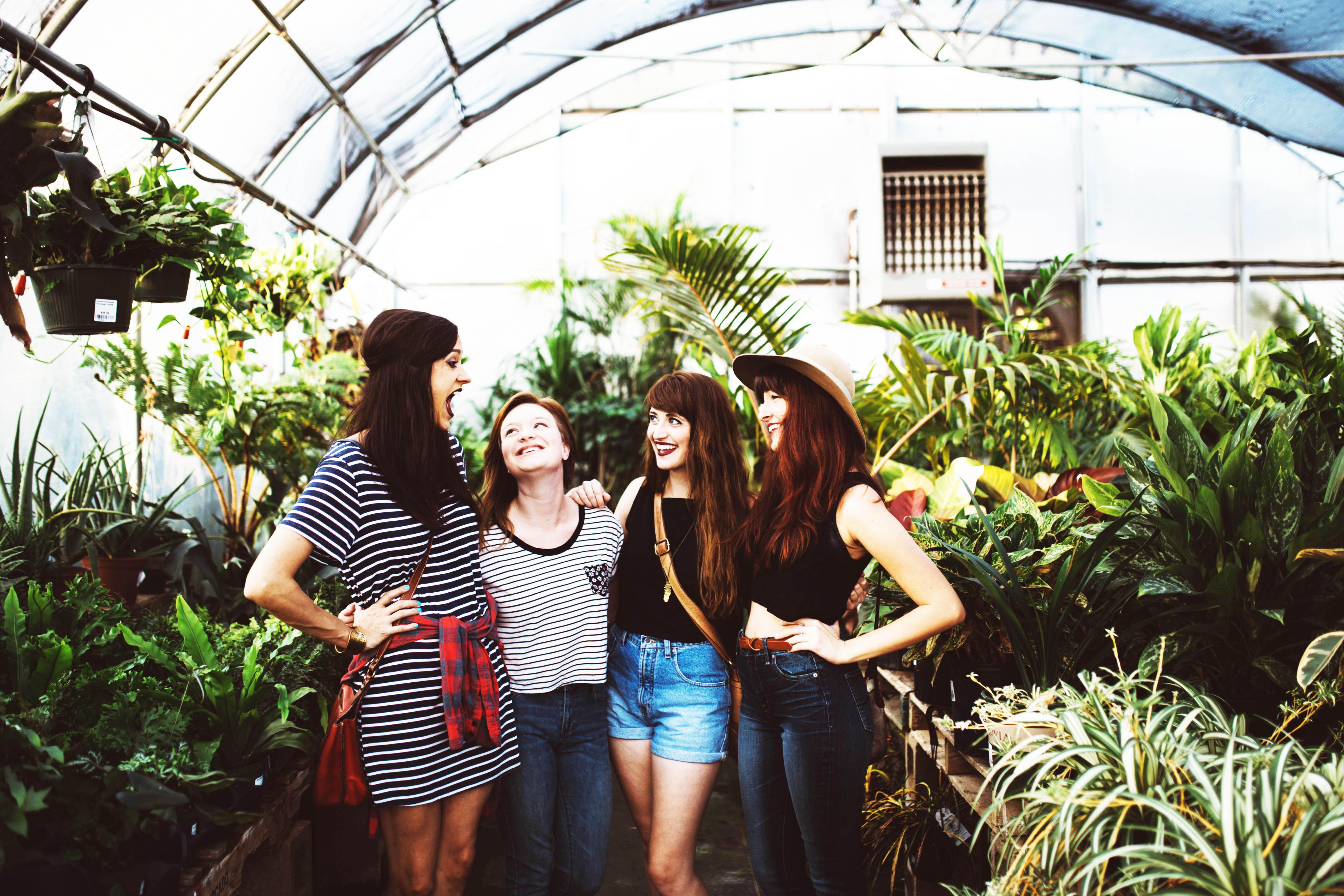 cung hoàng đạo nhóm bạn gái