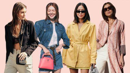 6 kiểu áo khoác nữ phù hợp mọi hoàn cảnh cho mùa Hè 2020