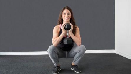 Cách giảm mỡ bụng và giúp tinh thần thư thái hơn khi làm việc tại nhà